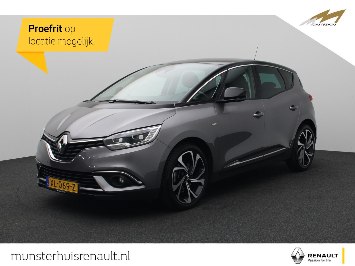 Renault Scénic Tce 140 edc bose - automaat -