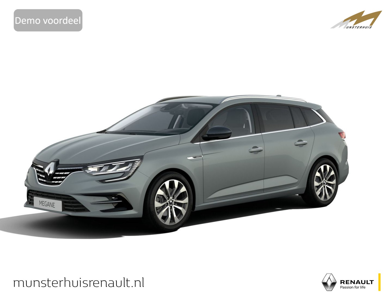 Renault Mégane Estate tce 140 business edition one - demo - wegklapbare trekhaak -