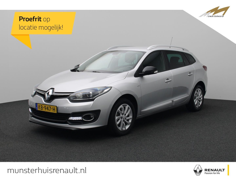 Renault Mégane Estate 1.5 dci 110 limited - trekhaak -