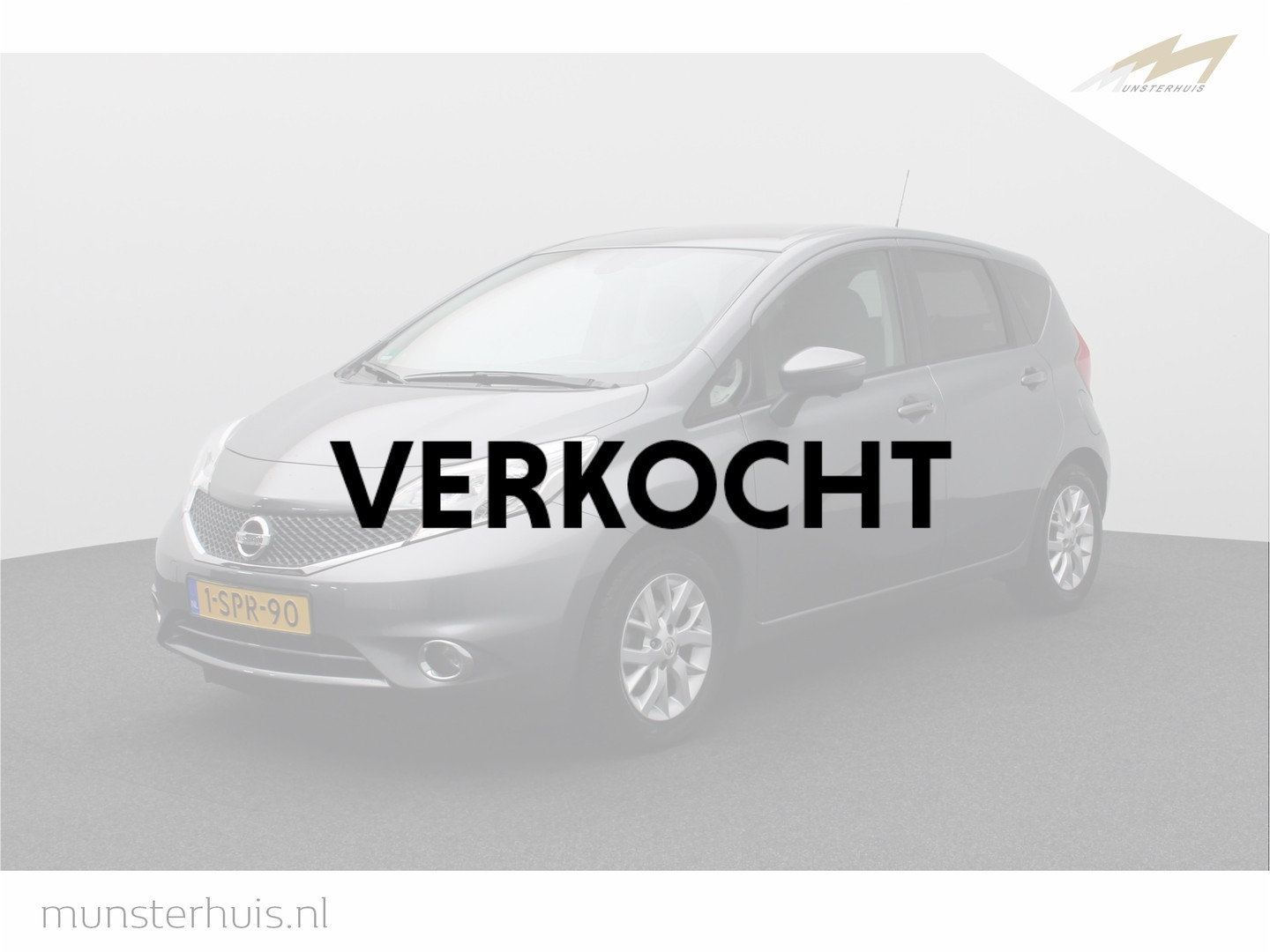 Nissan Note 1.2 connect edition - all season banden - trekhaak -
