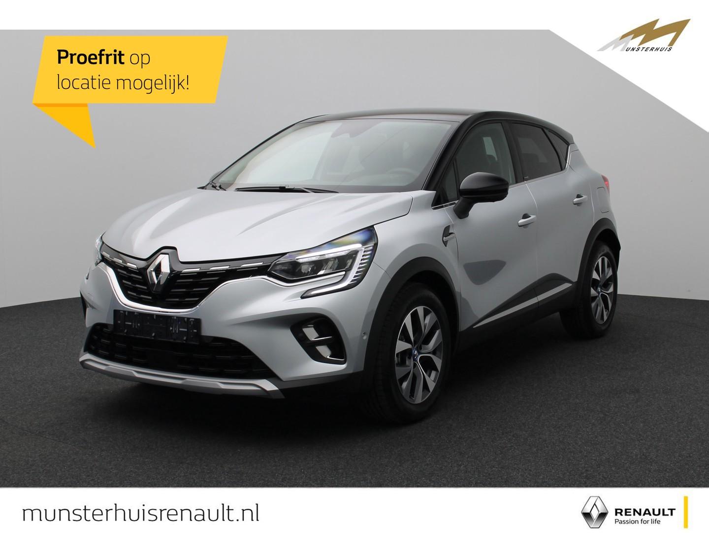 Renault Captur Plug-in hybrid 160 intens - demo - hybride model
