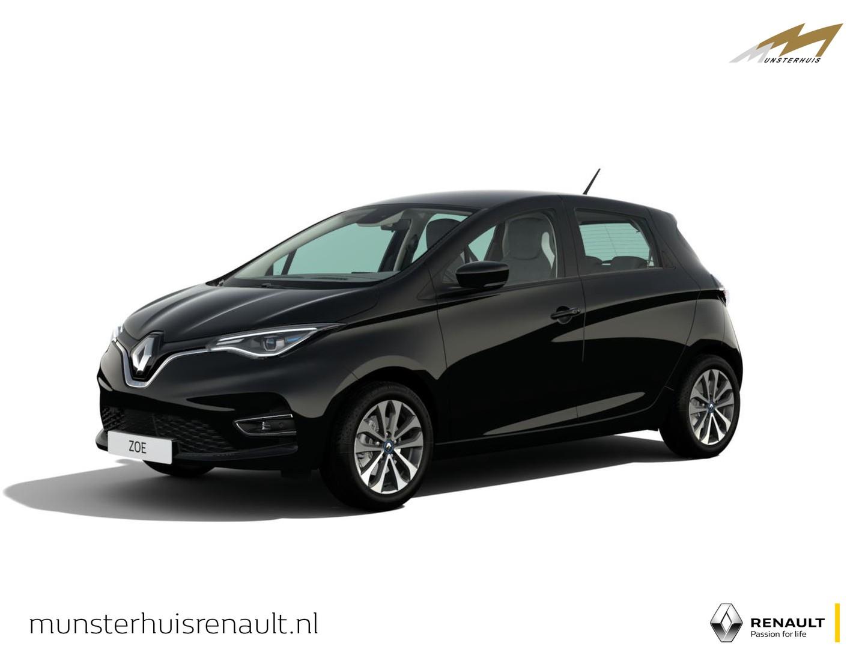 Renault Zoe R135 zen z.e. 50 - batterijhuur - nieuw model