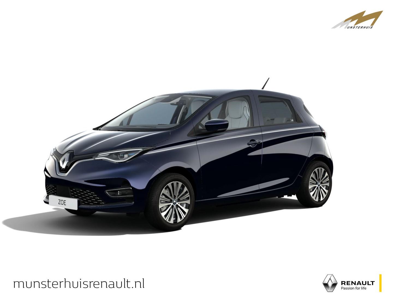 Renault Zoe R135 série limitée rivièra z.e. 50 - batterijkoop - nieuw -