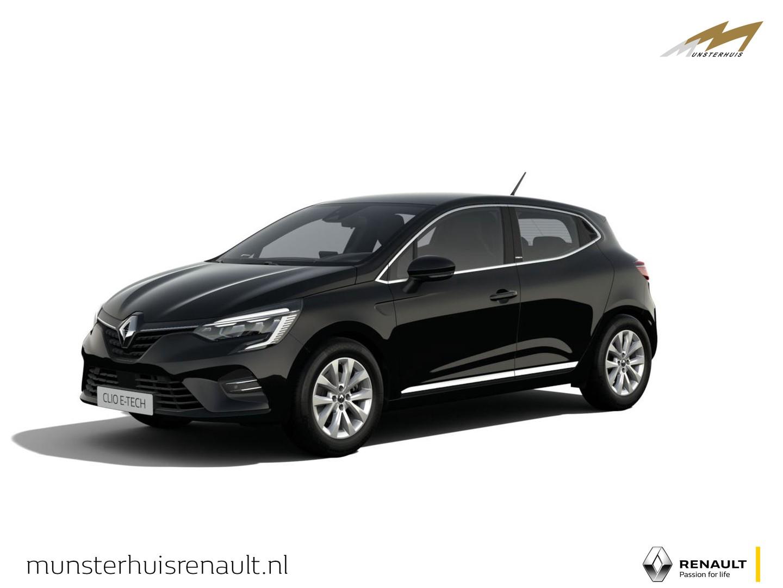 Renault Clio Hybrid 140 intens - nieuw - hybride model - wordt verwacht