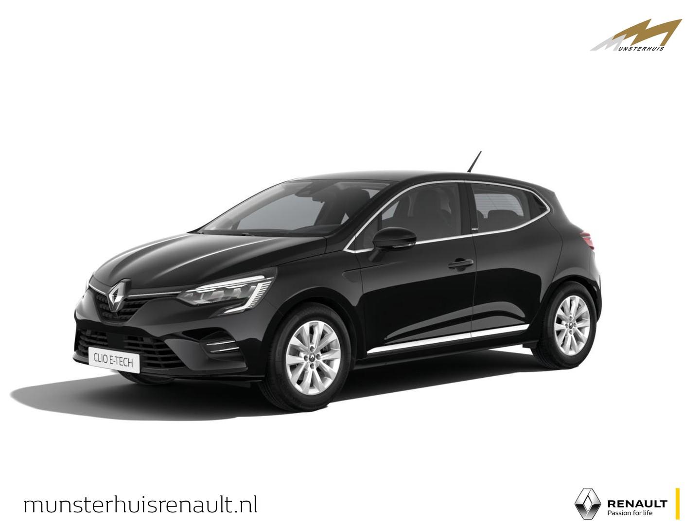 Renault Clio Hybrid 140 intens - nieuw - hybride model