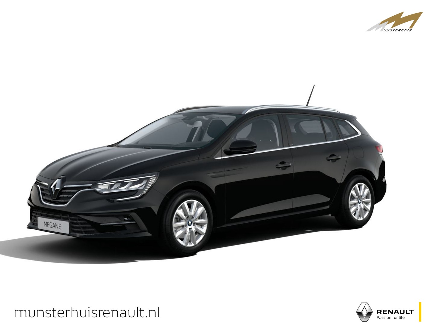Renault Mégane Estate plug-in hybrid 160 business zen - nieuw - hybride