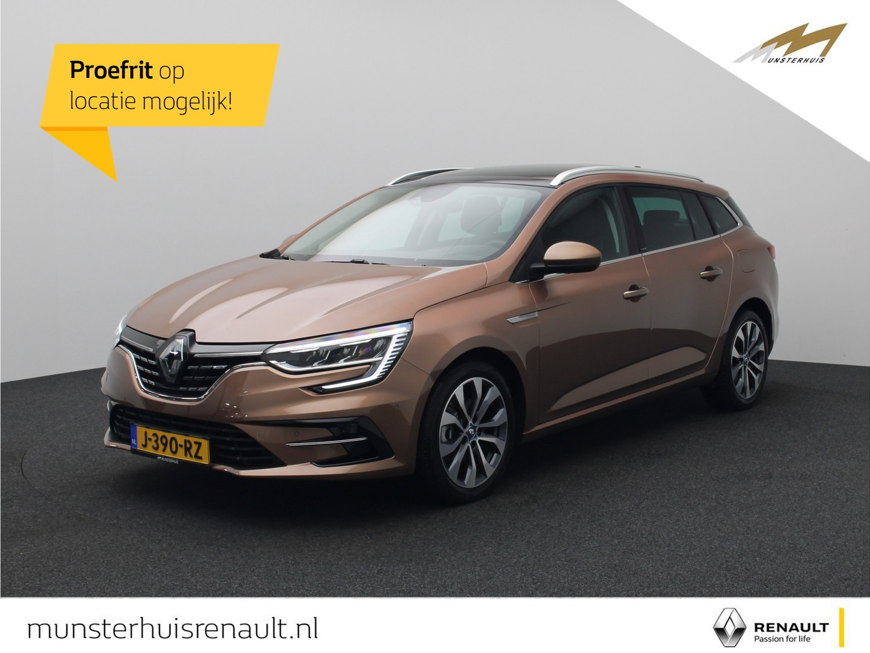 Renault Mégane Estate plug-in 160 hybrid business edition one - demo - glazen schuif /kanteldak -