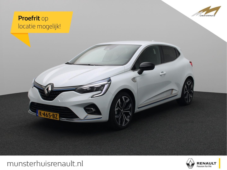 Renault Clio 1.6 hybrid serie limitee e-tech - demo -
