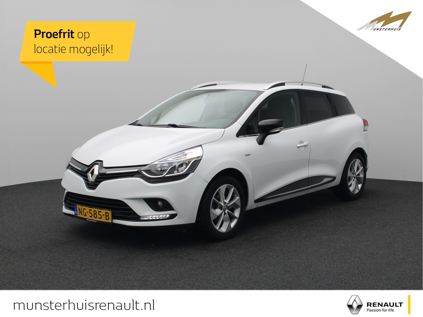 Renault Clio Estate tce 90 limited