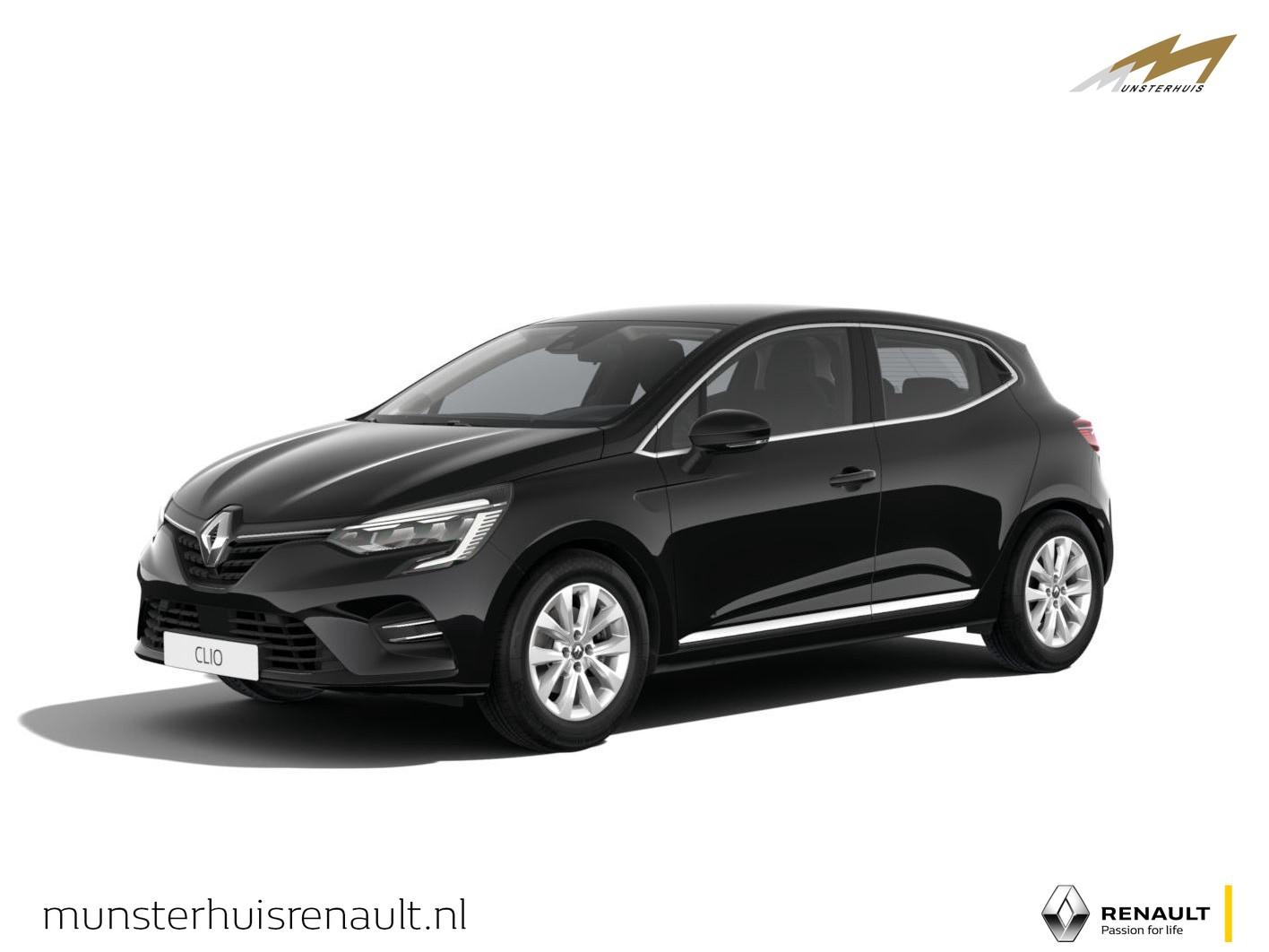 Renault Clio Tce 90 intens - nieuw - wordt verwacht