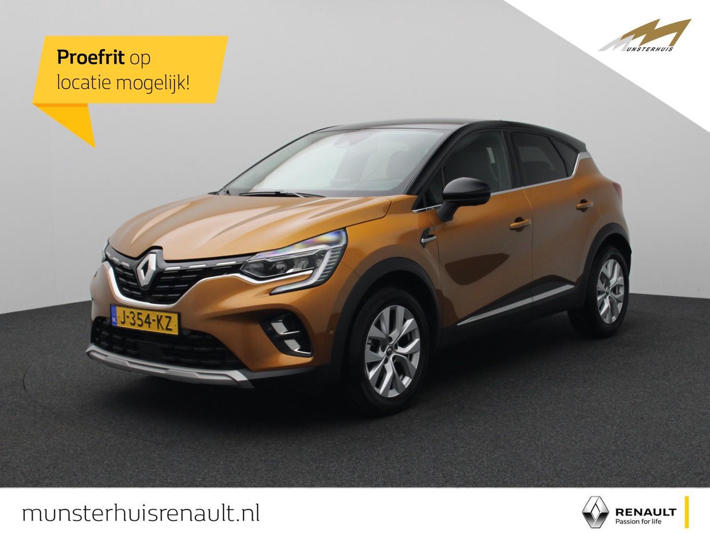 Renault Captur Tce 155 edc intens - automaat - 155pk !