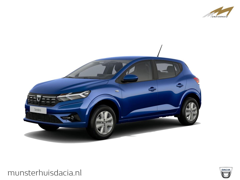 Dacia Sandero Tce 100 bi-fuel comfort - nieuw