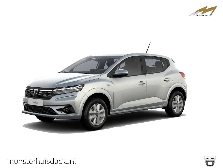 Dacia Sandero Tce 90 gpf comfort - nieuw