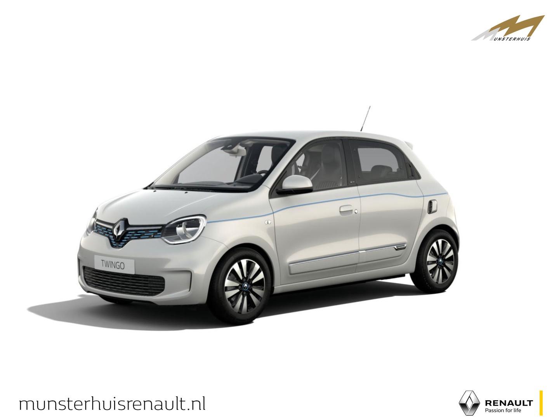 Renault Twingo Z.e. intens r80  - nieuw - volledig elektrisch