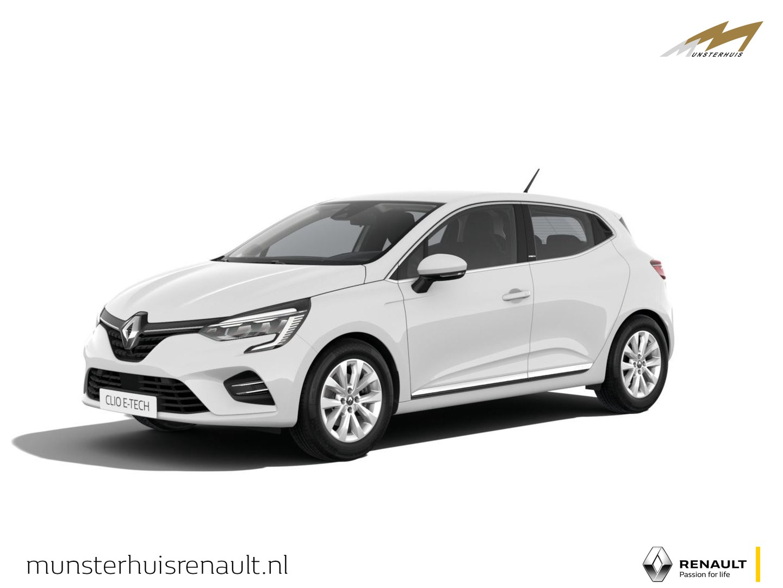 Renault Clio Intens hybrid 140  - nieuw
