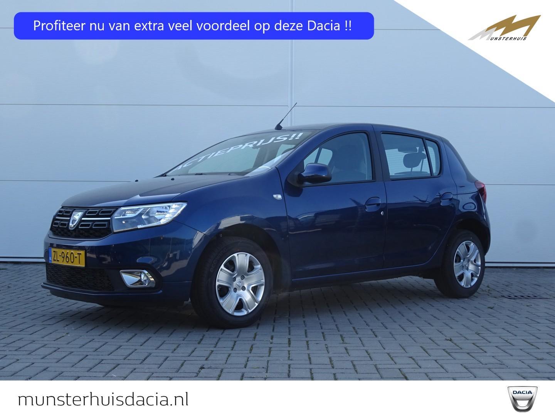 Dacia Sandero Tce 90 laureate - extra voordeel !!