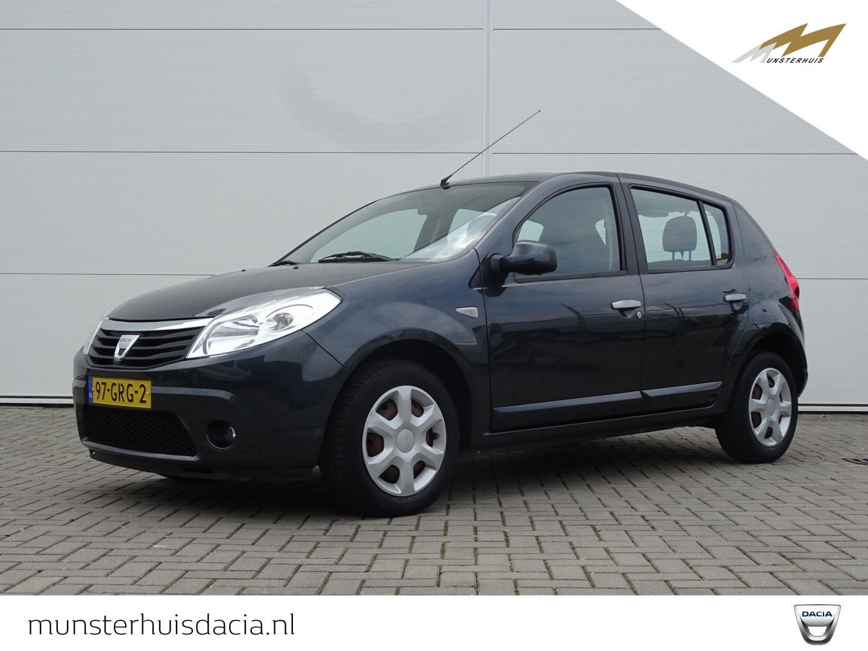 Dacia Sandero 1.4 mpi lauréate - meeneemprijs !