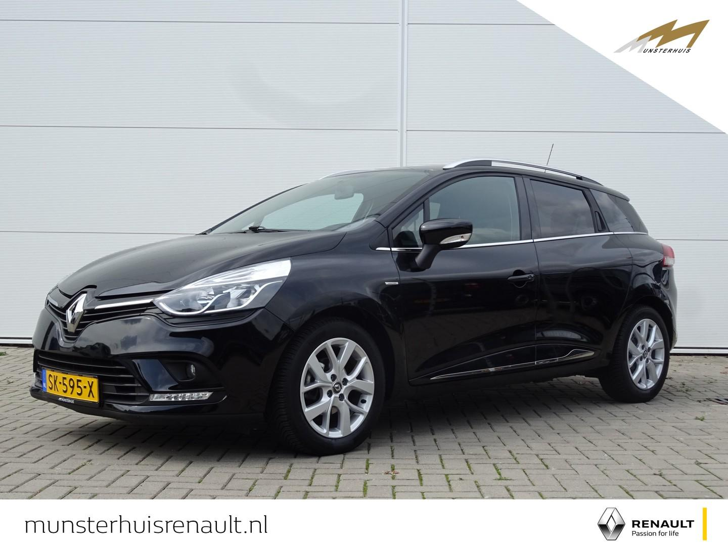 Renault Clio Estate energy tce 90 limited