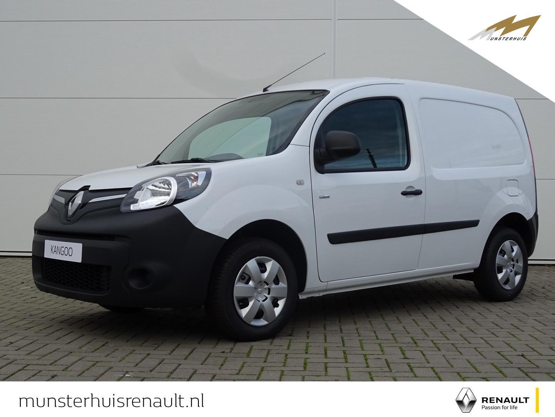 Renault Kangoo Z.e. - batterijkoop - 100% elektrisch - incl. accu