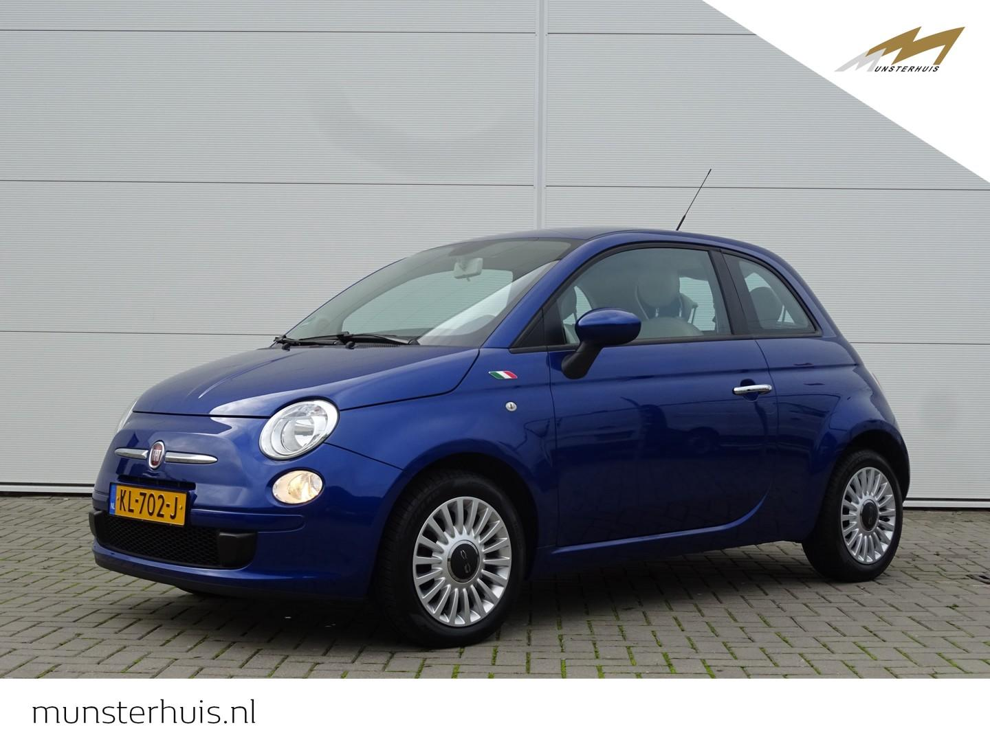 Fiat 500 1.2 pop at - automaat