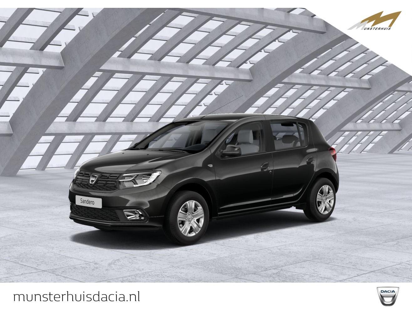 Dacia Sandero Tce 90 laureate - nieuw