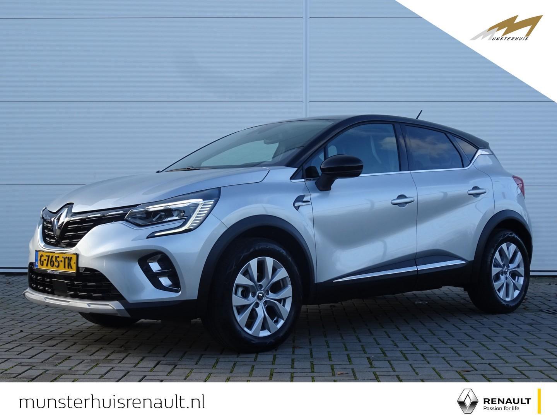 Renault Captur Tce 100 intens - nieuw model - demo !