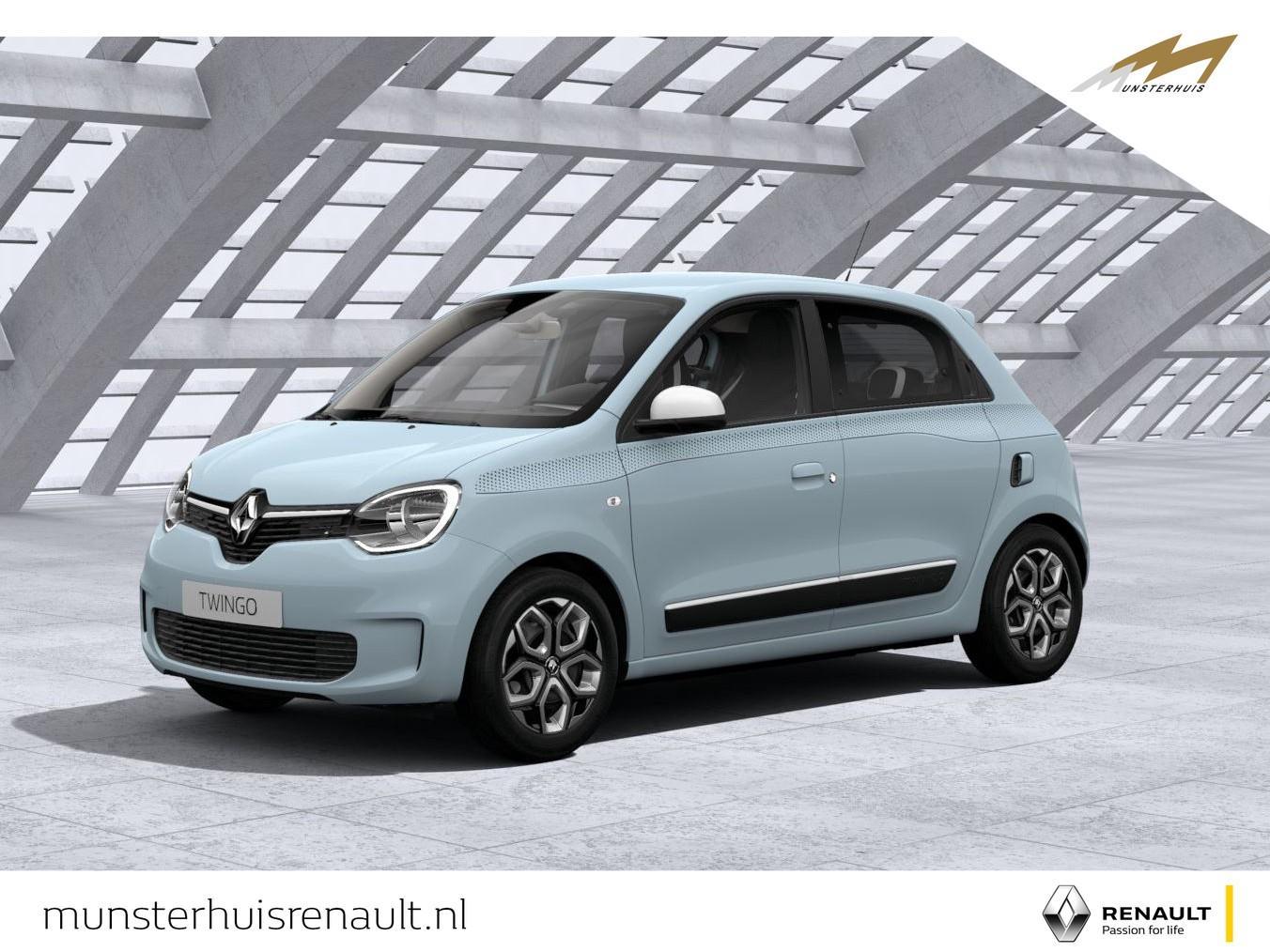 Renault Twingo Sce 75 collection - nieuw model