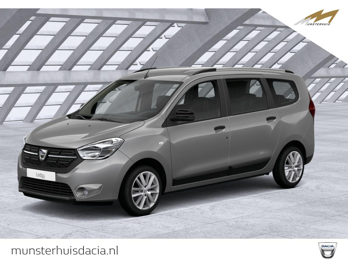 Dacia Lodgy Tce 130 comfort 7p - nieuw - 7persoons