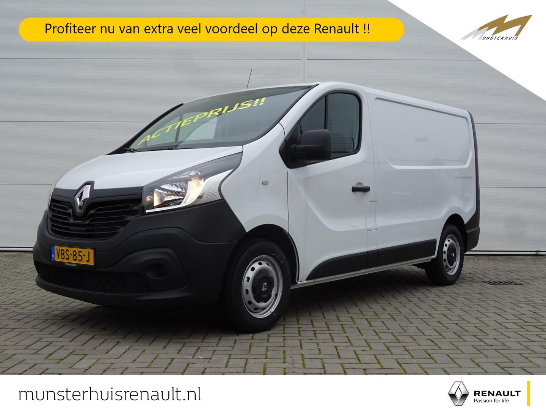 Renault Trafic Gb l1h1 dci 95 générique eu6 - extra veel voordeel !