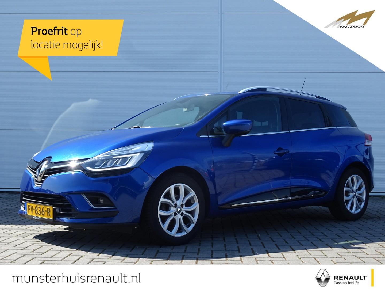 Renault Clio Estate 1.5 dci 110 intens  - sterke 110pk !