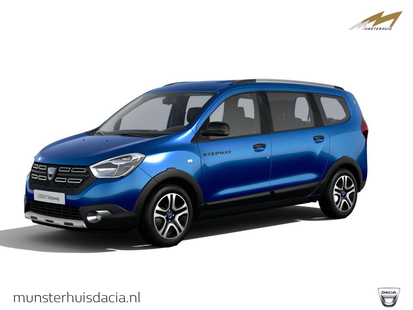 Dacia Lodgy Tce 130 série limitée 15th anniversary - nieuw - wordt verwacht