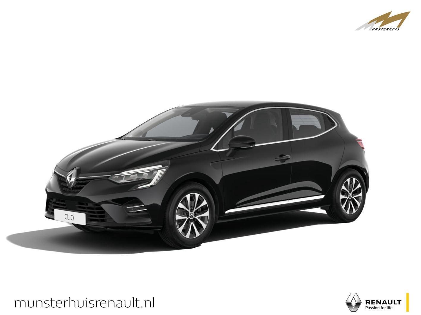 Renault Clio Tce 100 intens - nieuw - wordt verwacht