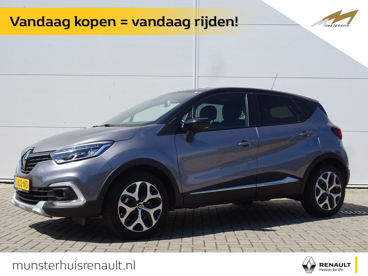 Renault Captur Tce 130 intens - all-season banden