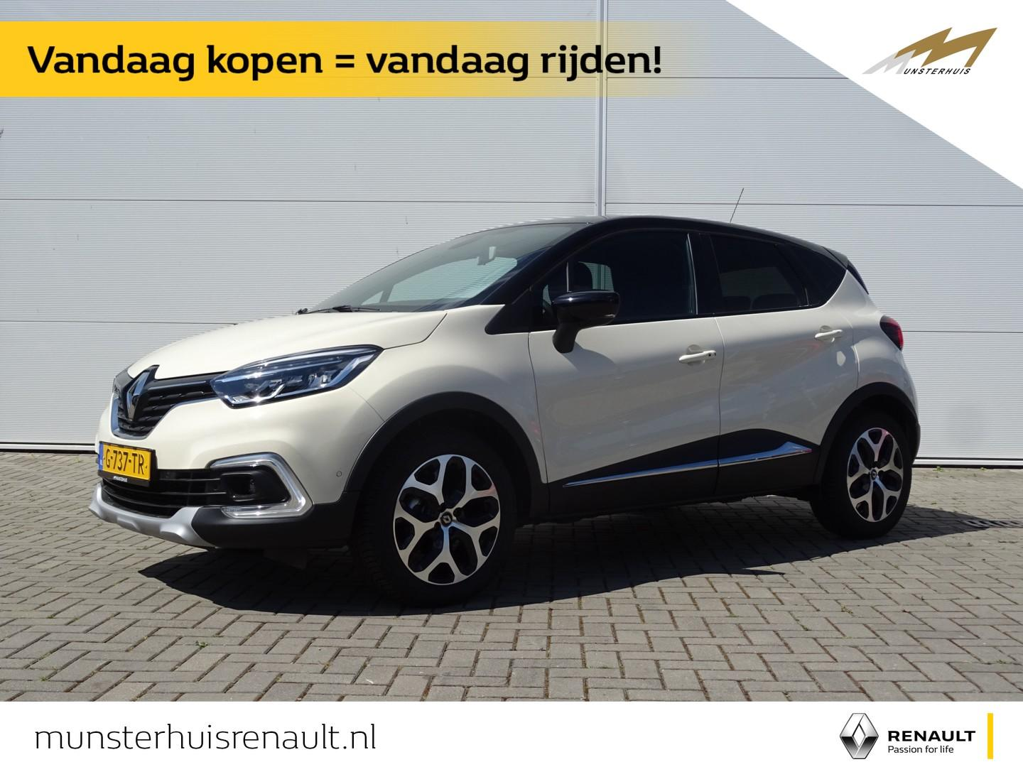 Renault Captur Tce 90 intens - all-season banden