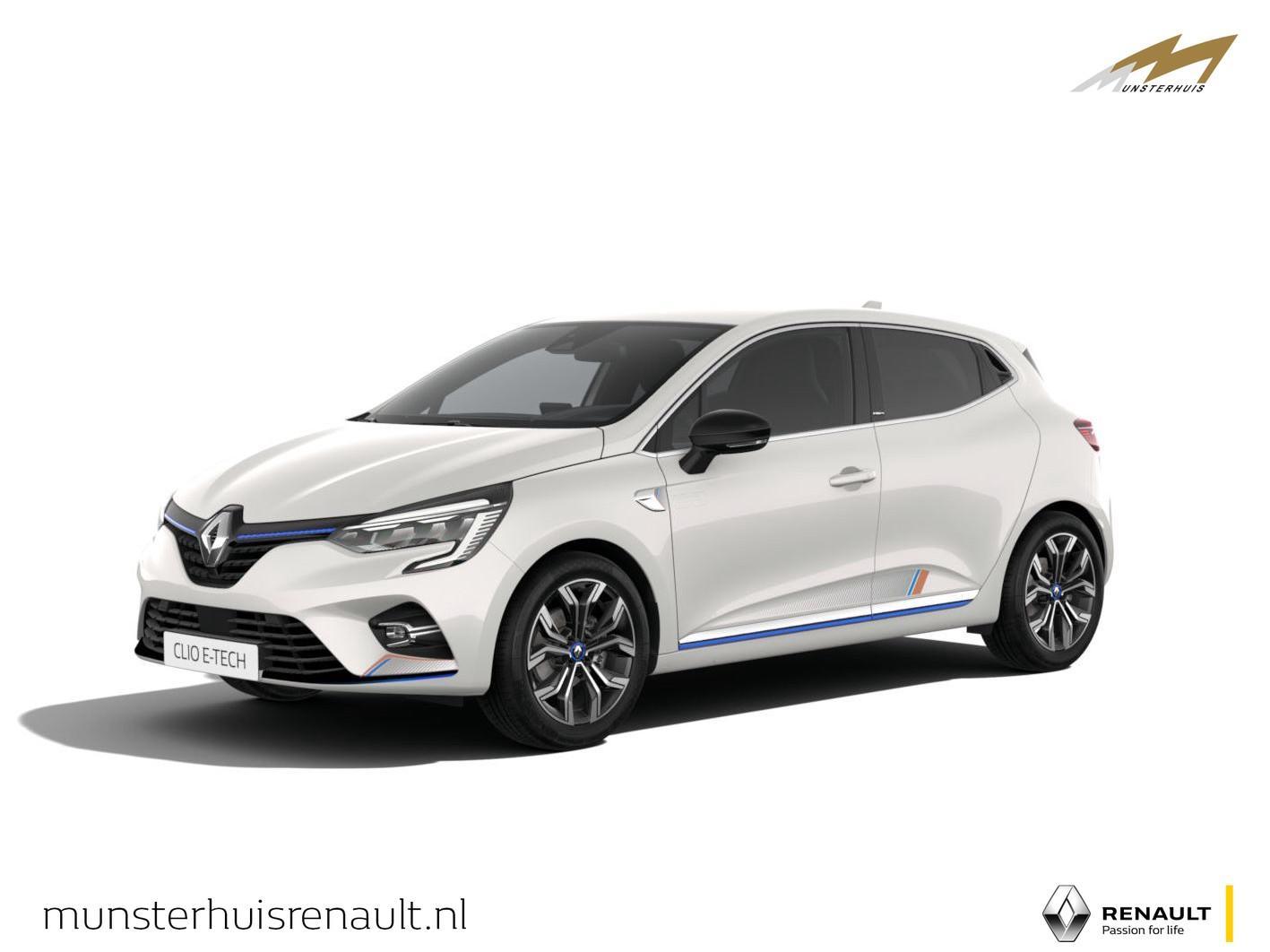 Renault Clio Hybrid 140 série limitée e-tech - nieuw - hybride - wordt verwacht !