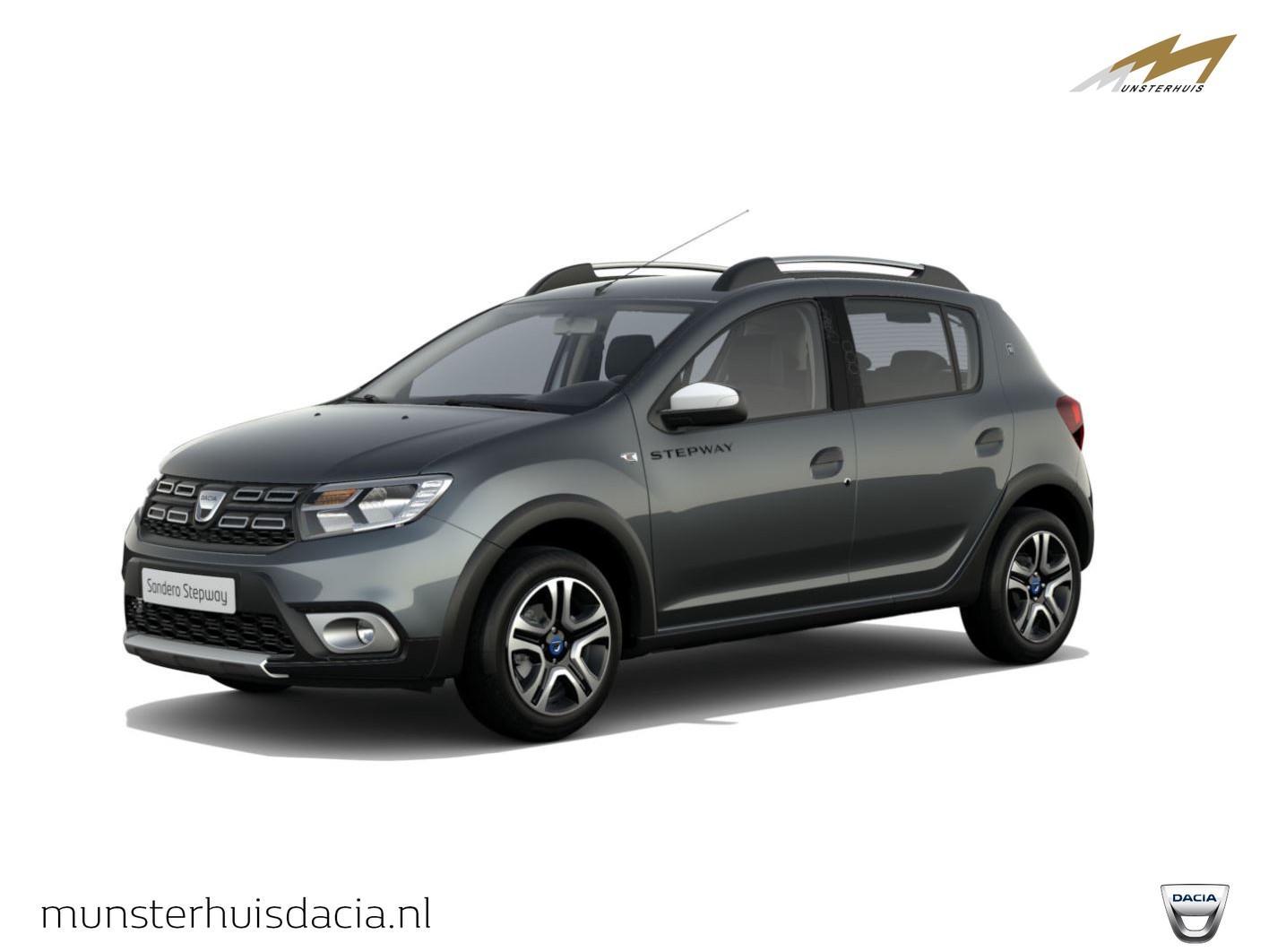 Dacia Sandero Stepway tce 100 bi-fuel sl 15th anniversary  - nieuw - lpg installatie - wordt verwacht