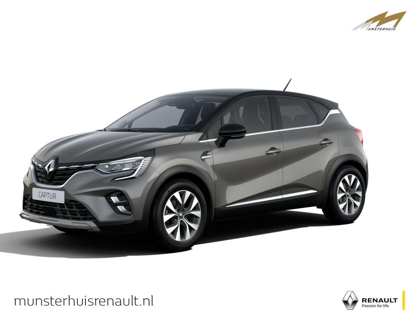 Renault Captur Tce 100 intens - nieuw - wordt verwacht