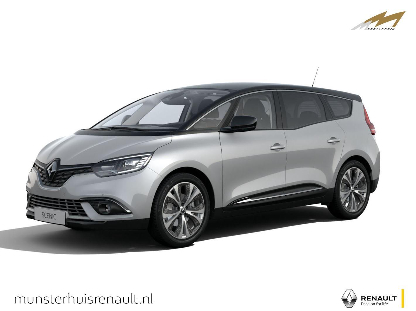 Renault Grand scénic Tce 140 edc intens - nieuw - automaat - wordt verwacht