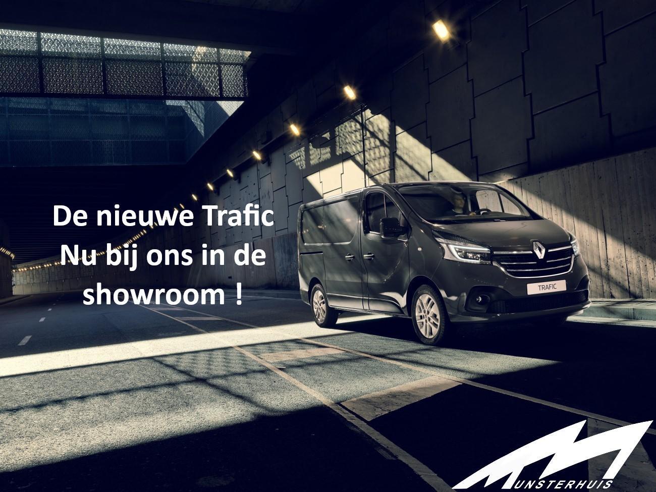 Renault Trafic L2h1 t29 dc energy dci 145 edc luxe - nieuw - automaat