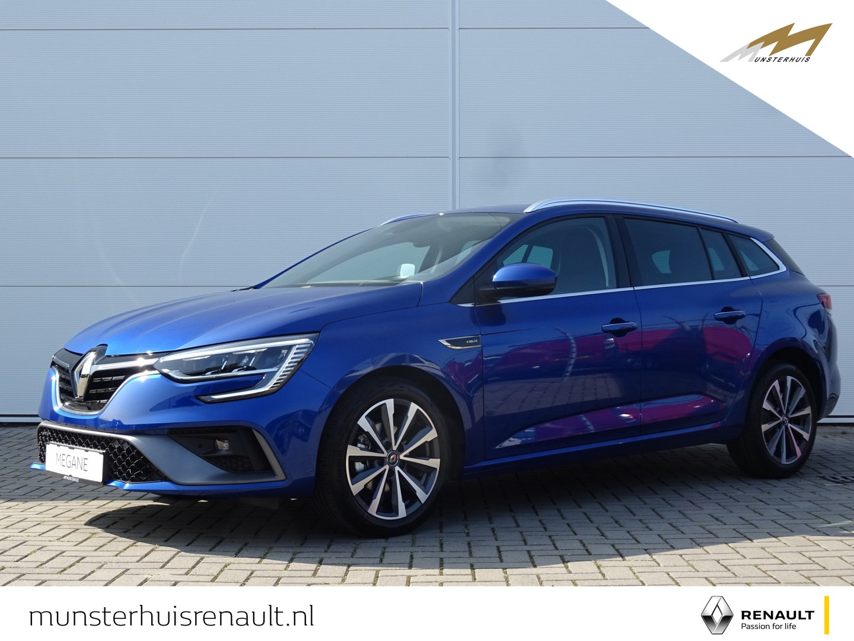 Renault Mégane Estate tce 140 gpf r.s. line - nieuw