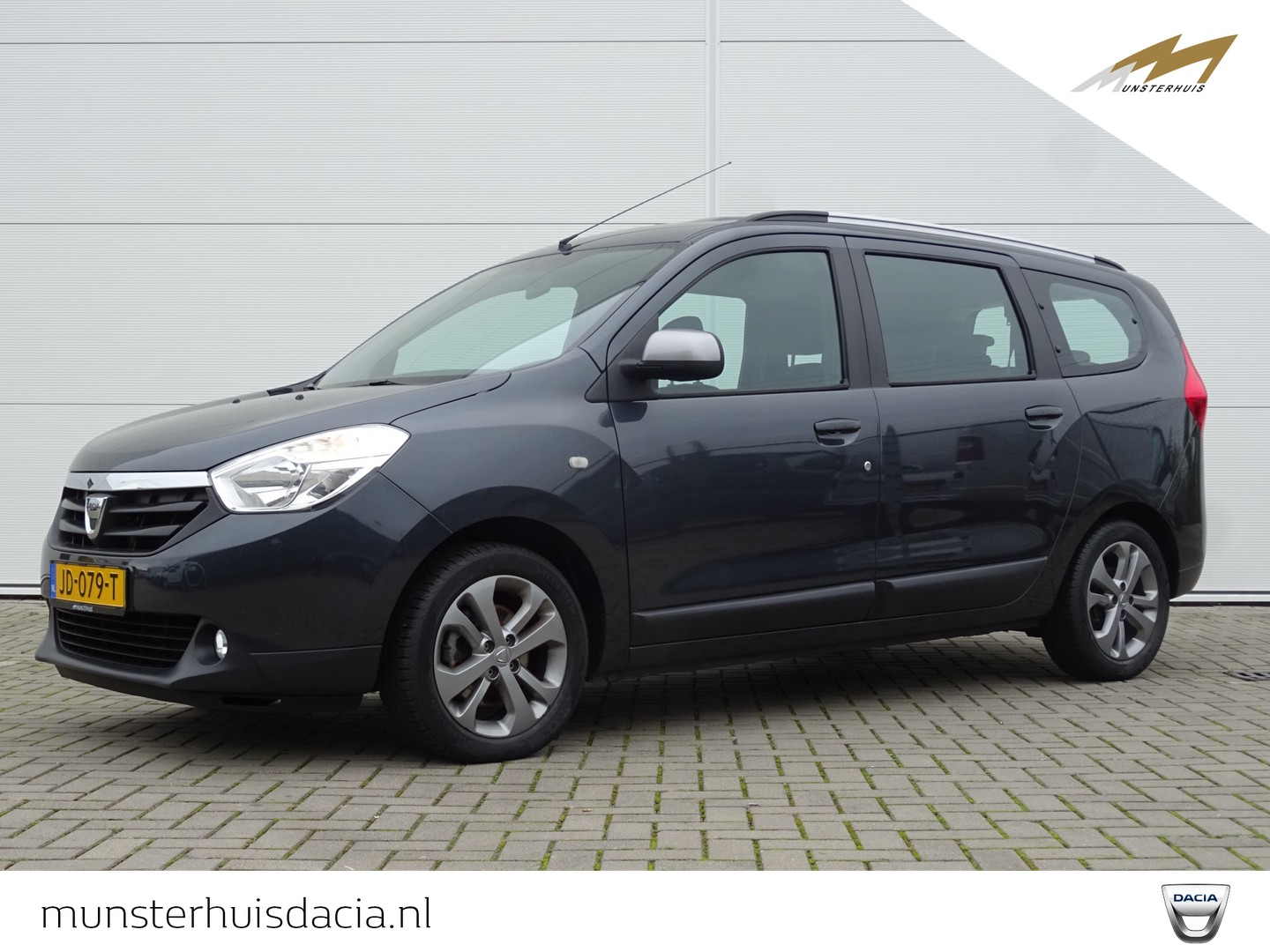 Dacia Lodgy Tce 115 s&s 10th anniversary - 7 persoons