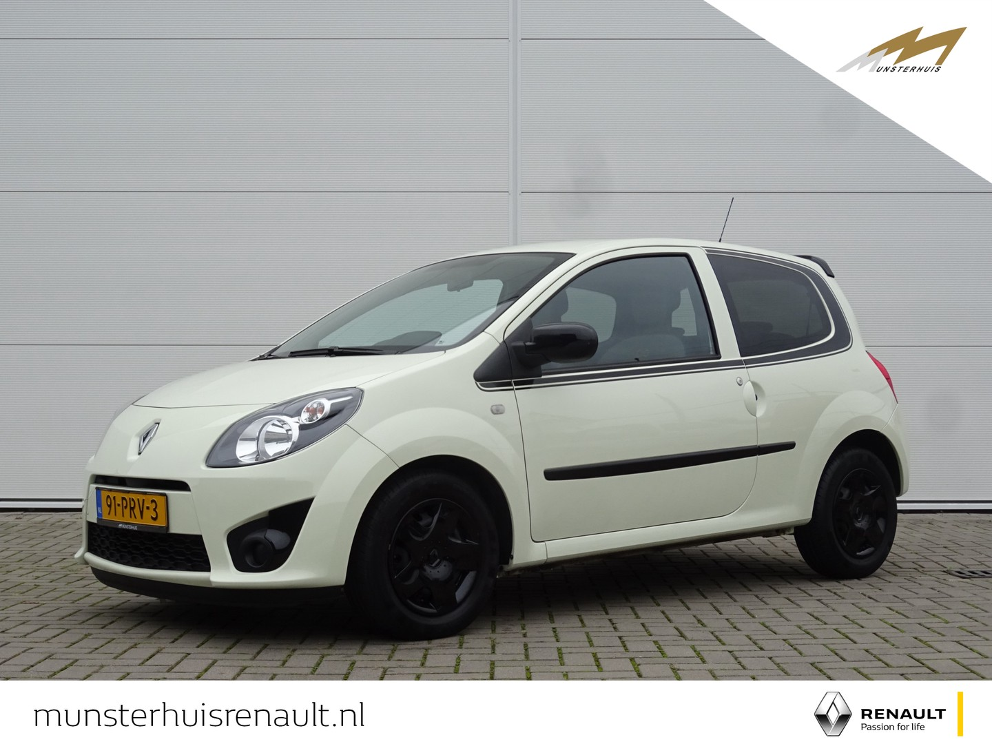 Renault Twingo 1.2-16v collection - 1e eigenaar - dealeronderhouden - nap