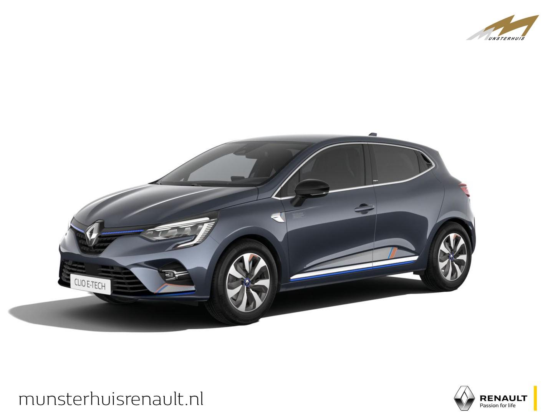 Renault Clio Hybrid 140 serie limitee e-tech - nieuw - hybride model