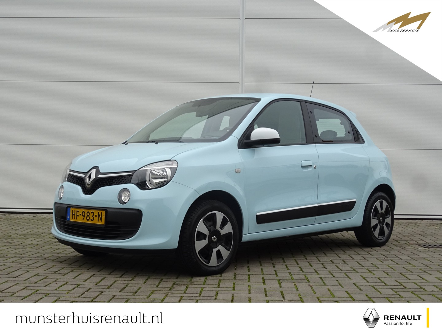 Renault Twingo Sce 70 collection - pdc achter - r-link