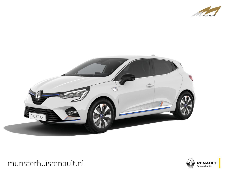 Renault Clio Hybrid 140 serie limitee e-tech - nieuw - hybride model - wordt verwacht