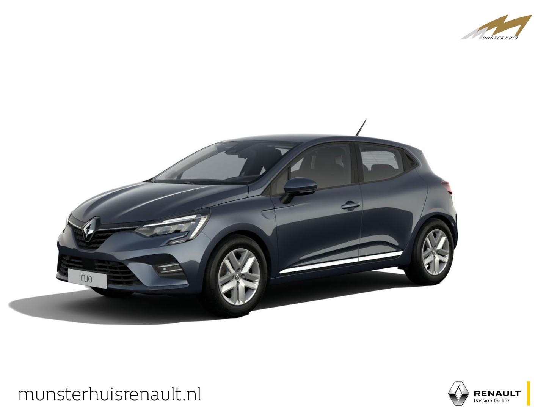 Renault Clio Tce 100 bi-fuel business zen - nieuw - lpg-installatie