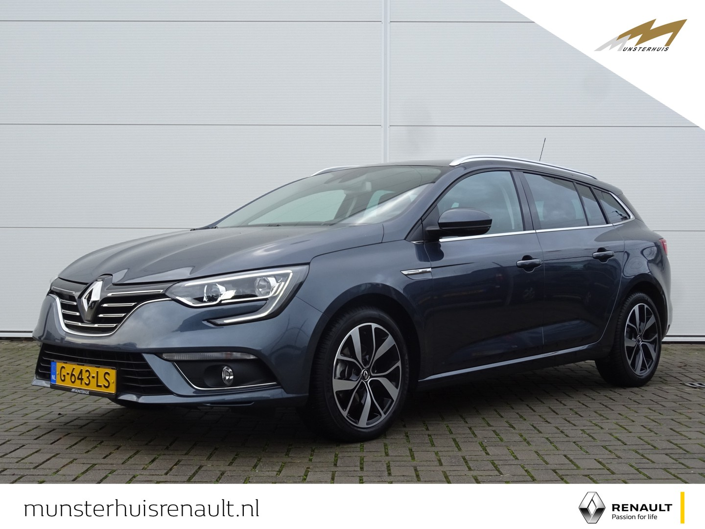Renault Mégane Estate tce 140 bose - all-season banden