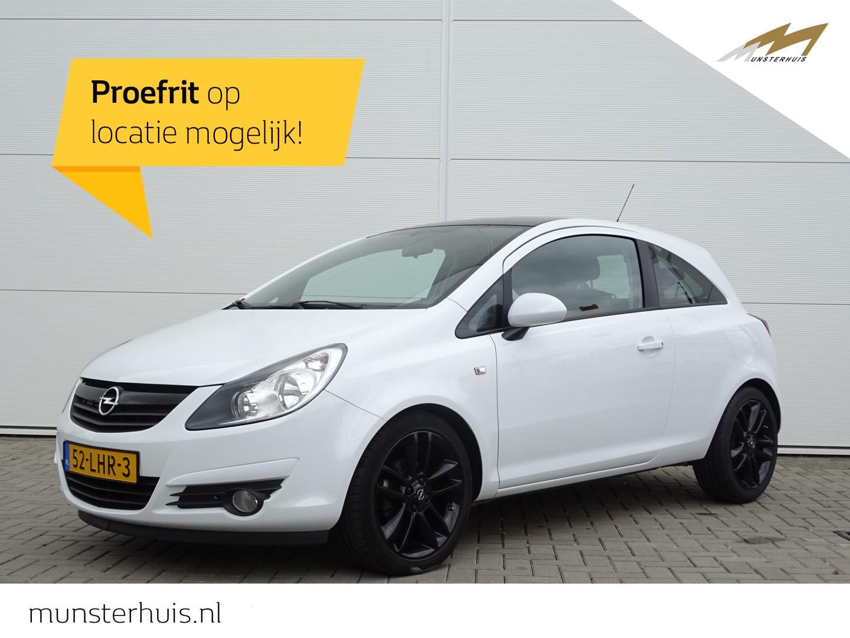 Opel Corsa 1.4-16v color edition - 3-deurs