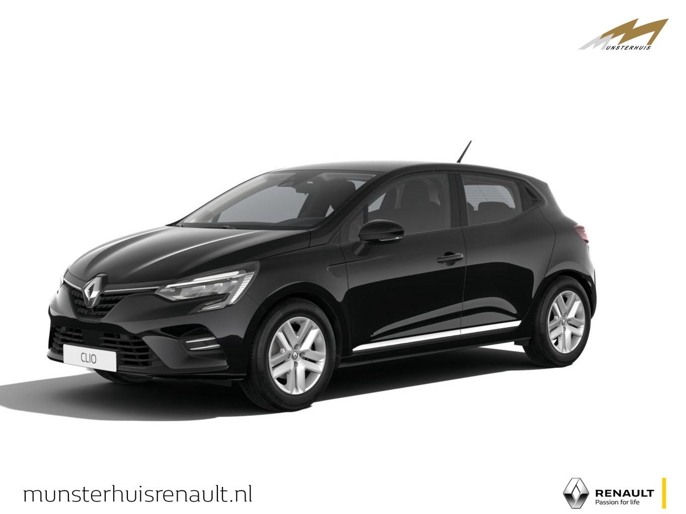 Renault Clio Tce 100 bi-fuel zen - nieuw - lpg-installatie - wordt verwacht