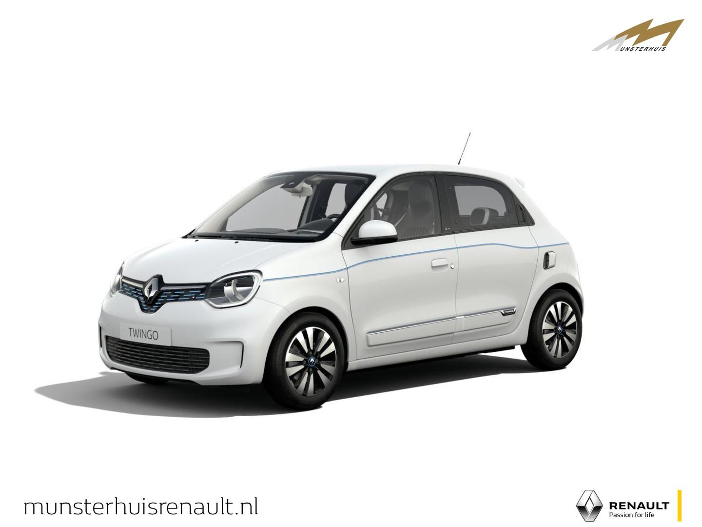 Renault Twingo Electric r80 intens - volledig elektrisch - nieuw - wordt verwacht